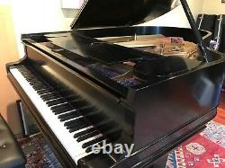 1889 Steinway Model A (62) 85 Note Grand Piano (s/n 60481)