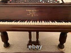 1893 Steinway Model A (6'2) Grand Piano