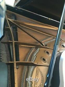 1908 Steinway Model D Grand Piano