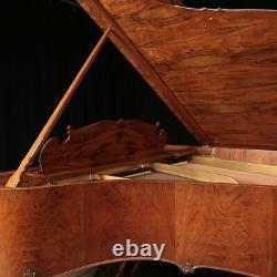 1913 Louis XV Steinway Model O Grand Piano in Circassian Walnut