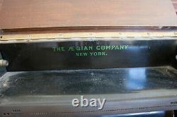 1914 Antique Steinway Model O Grand Piano with Reproducer/Player Good Condition