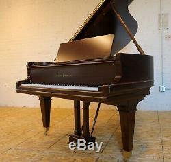 1917 Mason & Hamlin Model AA Grand Piano Fully Restored Beautiful Mahogany