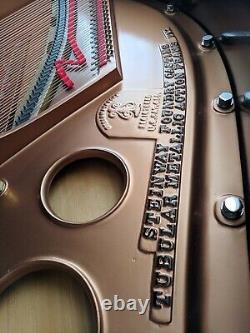 1922 Steinway Model O Grand Piano Music Studio Totally restored
