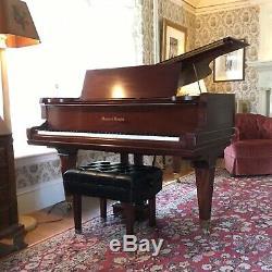 1923 Mason & Hamlin 64 Model AA Grand Piano. Serial No. 31390