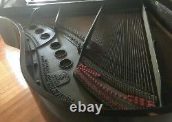 1926 Steinway Model M Grand Piano Mahogany