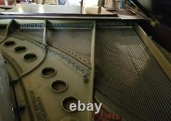 1933 Steinway Model M Grand Piano Mahogany