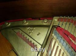 1936 Mahogany Steinway Grand Piano Model B Serial #281015 Appraised @ $40750.00