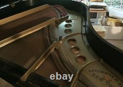 1950 Steinway Model M Grand Piano Ebony