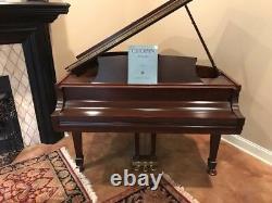 1951 Steinway Piano Model M Mahogany