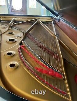 1963 Hamburg Steinway piano Model C