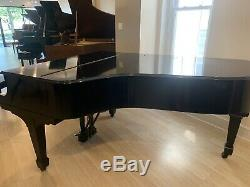 1965 Steinway Model B 610 Rebuilt with New Steinway Action