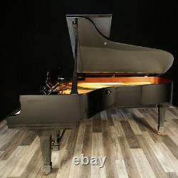 1973 Steinway Grand Piano, Model C 7'5