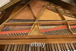 1975 Baldwin Queen Anne Model M Baby Grand Piano