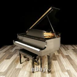1977 Steinway Grand Piano, Model M 5'7