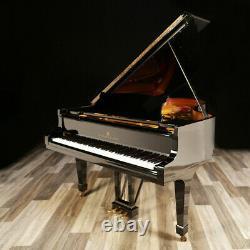 1978 Hamburg Steinway Grand Piano, Model B 6'11