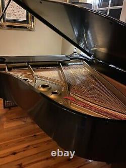 1979 Steinway Model L Grand Piano
