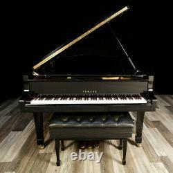 1982 Yamaha Grand Piano, Model G5 Sold by Lindeblad Piano