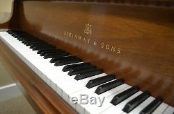 1987 Steinway Model M Chippendale Grand