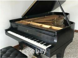 1989 Steinway Grand Piano Model B Ebony