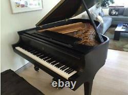 1993 Steinway Grand Piano Model L Ebony