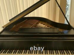 1993 Steinway Model S Grand Piano Ebony
