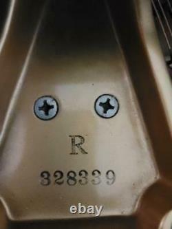 1994 Baldwin Ebony Grand Piano Model R, Serial #328339 Just Appraised @ $9860.00