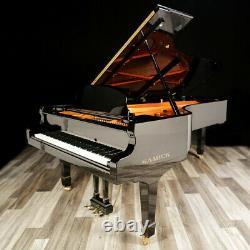 1995 Samick Grand Piano, Model SG-275 Sold by Lindeblad Piano