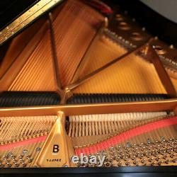 2000 Steinway Grand Piano, Model B 6'11 Excellent Condition