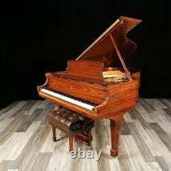 2000 Steinway Grand Piano, Model L 5'11