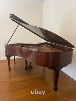 2000 Steinway Grand Piano Model L Crown Jewel