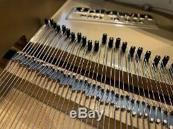 2002 7' Baldwin Grand Piano Model SF with factory installed Concert MASTER System