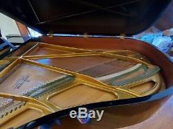 2002 C Bechstein 6'10 Grand Piano Model B ($170K retail) Also Steinway