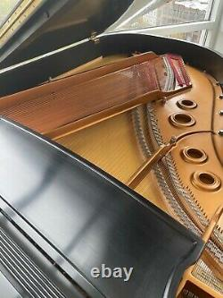2003 Steinway Grand Piano Model L 150th-Anniversary Limited Edition Ebony