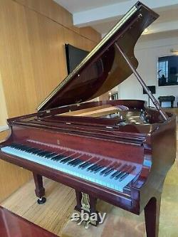 2004 Steinway Model M Crown Jewel Piano 150th-Anniversary Limited Edition