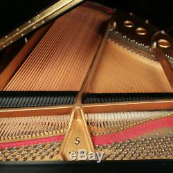 2005 Steinway Grand Piano, Model S