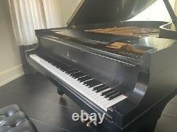 2006 Steinway Grand Piano Model B Ebony