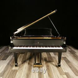 2007 Steinway Grand Piano, Model O 5'10 Mint Condition