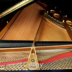 2007 Steinway Grand Piano with Player System, Model O 5'10 Mint Condition