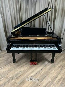 2008 Stunning Steinway & Sons Model A Grand Piano High Gloss Showroom Ready