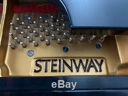 2008 Stunning Steinway & Sons Model O Grand Piano Showroom Ready
