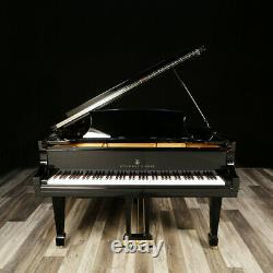 2010 Steinway Grand Piano, Model O -510 Mint Condition