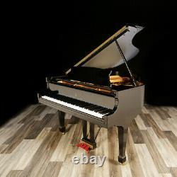 2015 Steinway Grand Piano, Model M 5'7