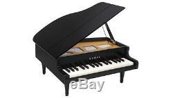 2016 Model Classic Kawai 32 Keys Genuine Mini Grand Piano Educational Toy Black