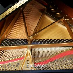 2017 Steinway Grand Piano, Model B 6'10.5, Mint Condition, Great Opportunity