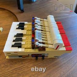 3662+pcs Grand Piano Model Building Blocks Bricks Kids Toys Gifts Packs