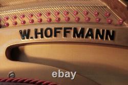 A 1983, W. Hoffmann Model 173 grand piano in mahogany. 3 year warranty