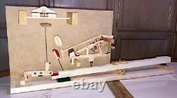 Assembled GRAND PIANO ACTION MODEL FULL KIT Learn to Regulate & Repair Piano