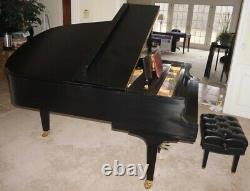 BALDWIN ARTIST SERIES GRAND PIANO withBENCHModel L 367768Ebony (black)MUST SEE