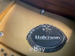 BALDWIN MODEL BP148 GRAND PIANO MINT 1 OWNER- FREE DELIVERY within 1000 MILES