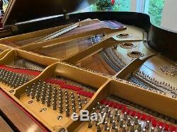 BALDWIN MODEL R GRAND PIANO with PRIOR RESTORATION! NICE NICE INSTRUMENT